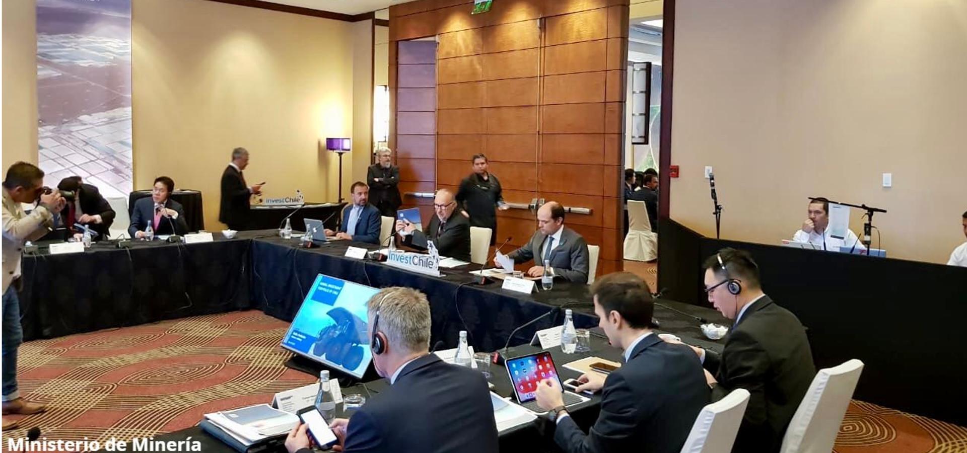 ENAPAC en la mira de fondos soberanos de Asia, Medio Oriente y Norteamérica